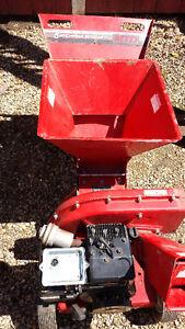 Yard Equipment - Chipper/Shredder and Snowblower
