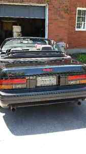 1988 MAZDA RX7 CONVERTIBLE ONLY 49K