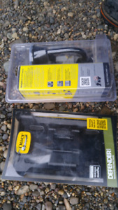 Otter box and mounting kit for tablet