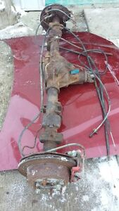 Front and Rear diff from 2002 chev 1500 Edmonton Edmonton Area image 2
