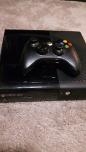 Selling 500GB Xbox 360 with games