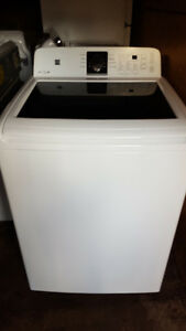 KENMORE Washer with glass lid  250.00, brand new condition,