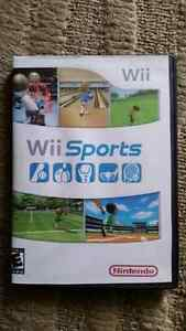 Wii Sports - game and custom packaging