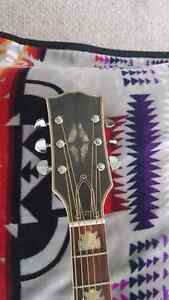 raven ( gibson lawsuit acoustic) SOLD Sarnia Sarnia Area image 3