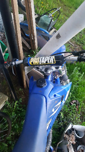 Yamaha 100TTR parts bike for sale
