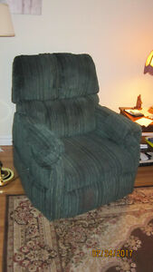 FOR SALE: ELECTRIC-POWERED LIFT-CHAIR/RECLINER