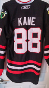 Chicago Blackhawks Pat Kane Jersey - Black
