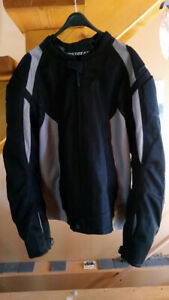 M/C Jacket    First Gear Mesh Tex Jacket