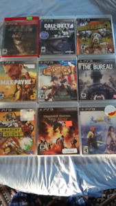 PS3 Games: Dead Space, Borderlands, Bioshock +More