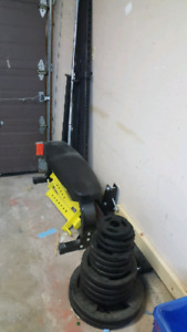Squat Rack with Flat Bench SOLD PPU