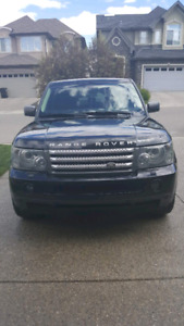 Range Rover Supercharged Sport 153000km