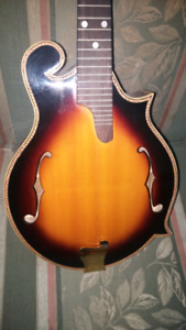 Looking to sell a FStyle mandolin