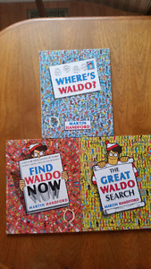 Where's Waldo First Edition