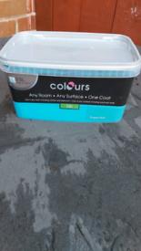Tropez Blue Silk Emulsion
