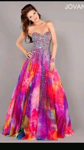 *reduced price* prom dress