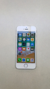 Unlocked IPhone SE 64GB