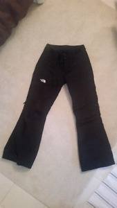Womans The North Face XS snowpants