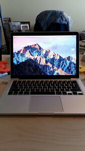 Macbook Pro- Late 2013 with Retina Display- Top Condition London Ontario image 2