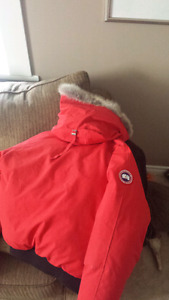 New men's Canadian goose jacket
