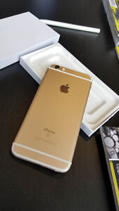 BRAND NEW Apple IPHONE 6s GOLD 64GB!!! comes with box