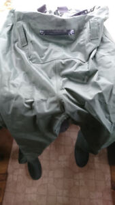 Chest wader size 7