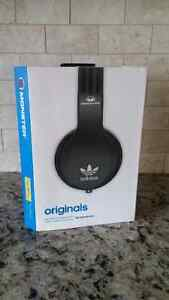 High Performance Adidas Headphones by Monster