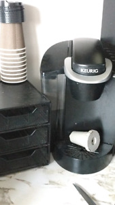 Keurig and Kcup holder