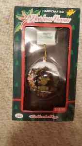 NEW Handcrafted Christmas tree ornaments.  Retail for $16 each! Oakville / Halton Region Toronto (GTA) image 3
