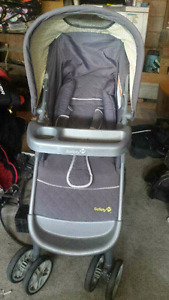 Stroller & carseat combo