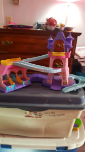 Little people klip klop Disney princess