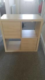 (Pending Pick Up) Kallax Storage Cabinet Unit 77cm by 77cm