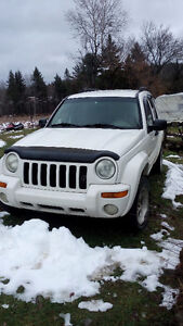 2002 Jeep Liberty SUV Limited