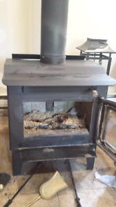 Wood stove   SOLD    P P U