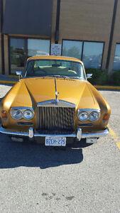 1973 Rolls Royce