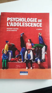 Psychologie de l'adolescence