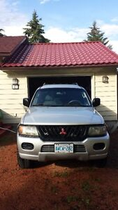 2003 Mitsubishi Montero Sport LS SUV, in very good shape