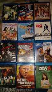 BLUE RAY MOVIES ALL KINDS OVER 150 West Island Greater Montréal image 1