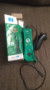 Wii U Remote controller with Nunchuk