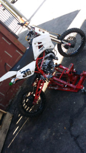 140cc ssr dirt bike