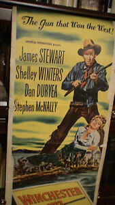 Movie Posters Muntiny on the Bounty,Wimchester 73 $1200 for both