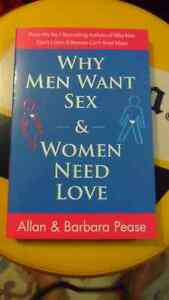 Book - Why Men Want Sex and Women Need Love - NEW PRICE