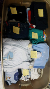 Boys Clothing / Clothes Lot