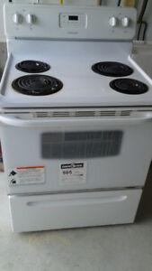 Frigidaire Refrigerator and Stove for sale
