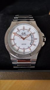 Goode Goman Radis GR100 - Japanese, Water Resistant, 316SS Watch