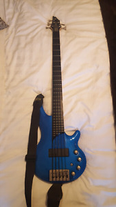 Cort Curbow 5 String Bass Guitar