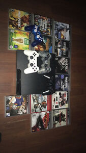 Playstation 3 350 Gb a vendre