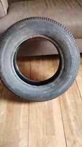 Never used!!! 175/70R13 and 14inch Brigdstone tires $50!!!