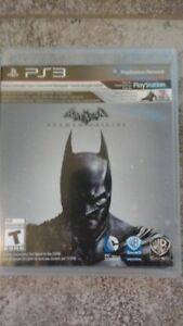 Batman Arkham Origins + Final Fantasy X/X-2 pour 15$