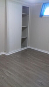 FURNISHED BASEMENT BACHELOR FOR RENT OF 2 MONTHS