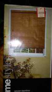Blinds-  2 boxes